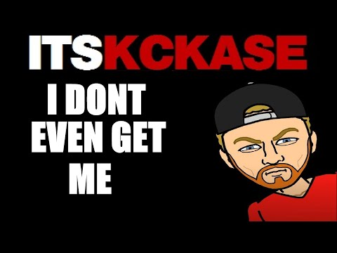 KCKASE - I DONT EVEN GET ME (NEW UNDERGROUND RAP) UNSIGNED WHITE RAPPER