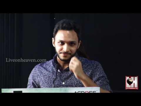 Parandhu Sella Vaa Movie | Press Meet | Luthfudeen Speech | Live On Heaven TV