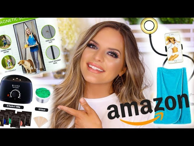 MY AMAZON FAVORITES! Fitness, Lifestyle & Random MUST HAVES! | Casey Holmes