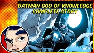 Batman God of Knowledge - Darkseid War Complete Story | Comicstorian thumbnail