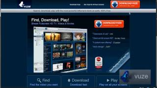 vuze review download watch movies in 1080p hd vuze bittorrent tutorial