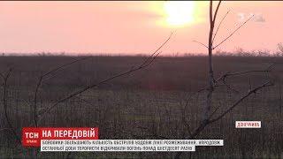 Бойовики нарощують інтенсивність обстрілів на сході України