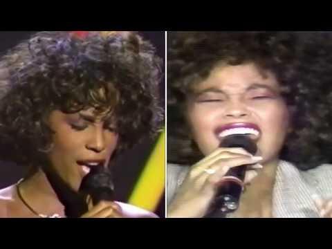 "Whitney Houston - ""Where Do Broken Hearts Go"" Live (1987 VS 1988)"