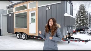This Mom Built A Tiny Cabin Home In Remote Alaska, And Inside It's Full Of Surprises