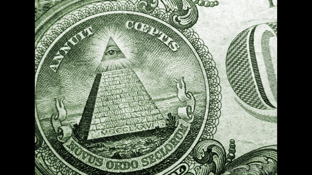 The Meaning Of Hidden Symbolism On The Dollar Bill