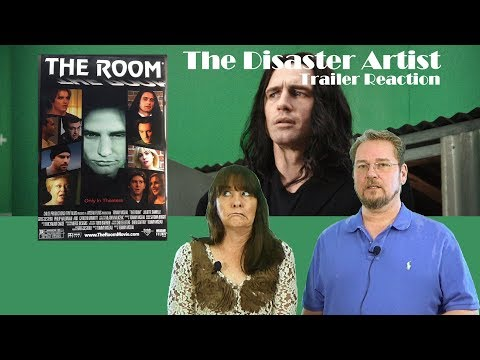 The Disaster Artist (2017) Trailer Reaction - How bad can it be?