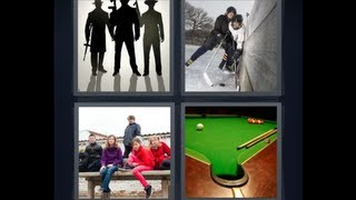 4 Bilder 1 Wort - Level 463 [HD] (iphone, Android, iOS)