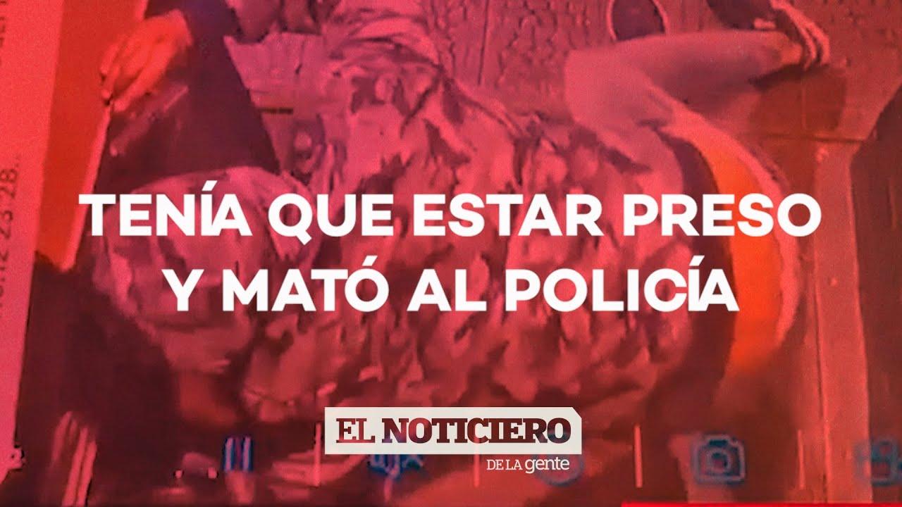 Download TENÍA que ESTAR PRESO y MATÓ al POLICÍA de Caseros - El Noti de la Gente