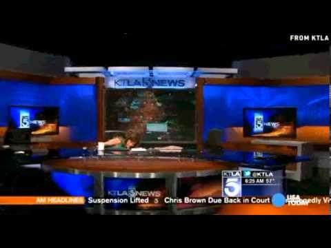 No harm done after L.A. quake rattles locals