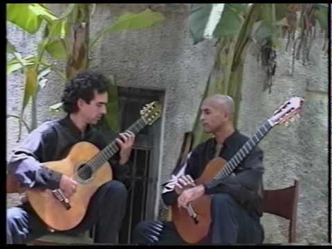 Afro-Cuban Music by Eduardo Martin Duo Confluencia