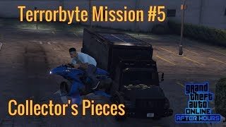 GTA 5 After Hours | Terrorbyte Mission 5 Collector's Pieces