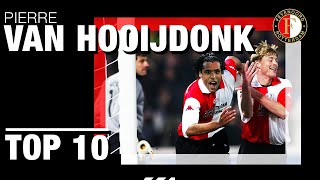 TOP 10 GOALS | Pierre van Hooijdonk