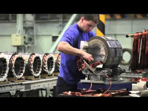 TES generators and motors - Production of electric machines
