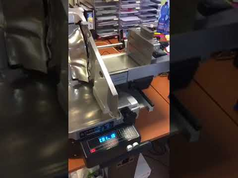 Berkel Vlees Snijmachine 834