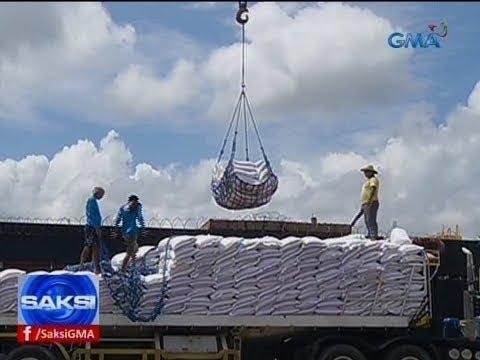 Saksi: Bahagi ng 500,000 sako ng inangkat na bigas, inilalabas na mula sa Subic Bay Freeport Zone thumbnail