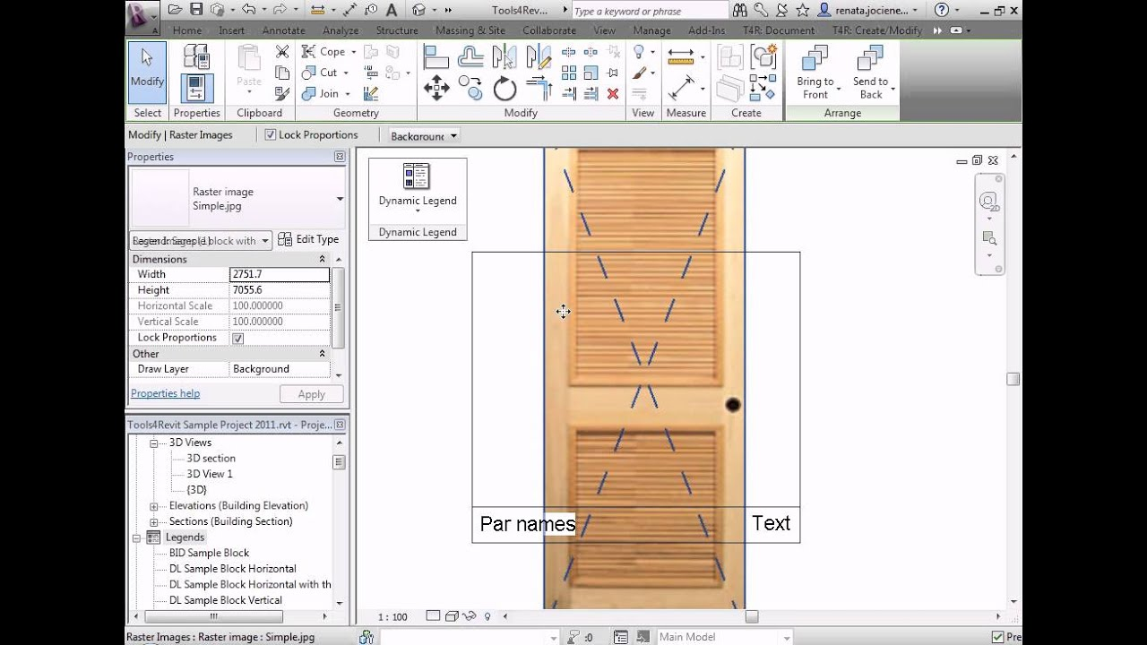 How to Create Revit Door Legend with Images - DYNAMIC LEGEND - TOOLS4REVIT - YouTube  sc 1 st  YouTube & How to Create Revit Door Legend with Images - DYNAMIC LEGEND ...