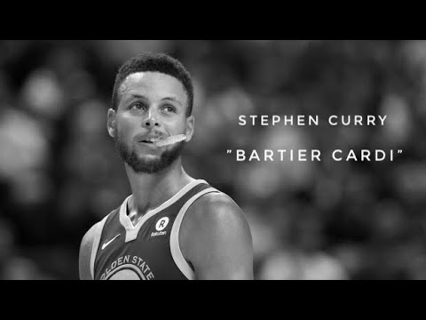 "Stephen Curry - ""Bartier Cardi"" - HD"