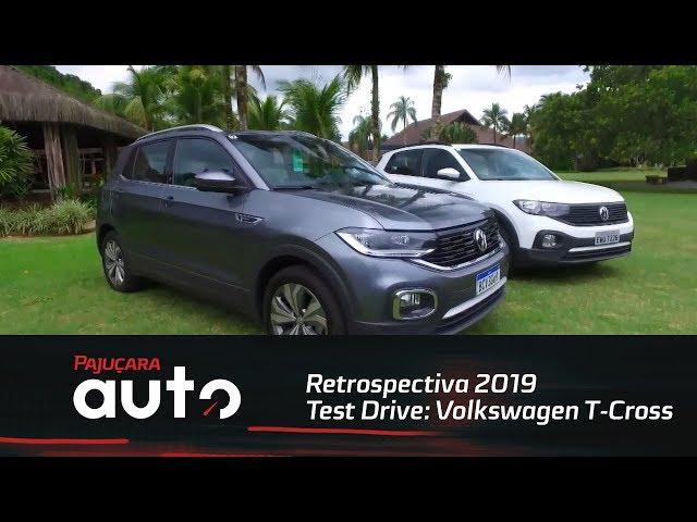 Retrospectiva 2019: Primeiras impressões do Volkswagen T-Cross