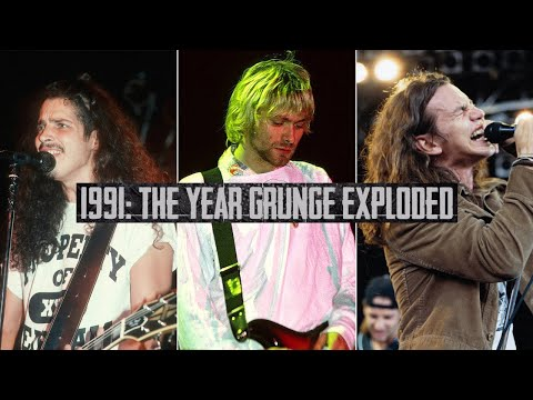 Who Was Really Responsible for the Grunge Explosion?