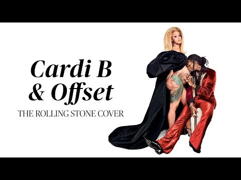 Cardi B & Offset: The Rolling Stone Cover