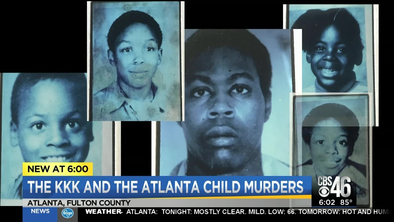 ATLANTA GEORGIA: Question if KKK is behind the ATL Child Murders lingers