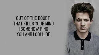 Charlie Puth - Collide (Lyrics)