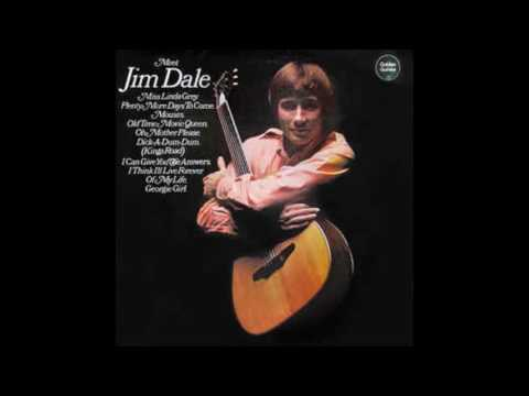 Jim Dale - I Can Give You The Answers (1969)