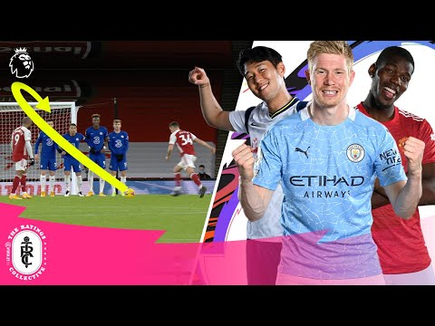 Players with the MOST POWERFUL shots in FIFA 21 | De Bruyne, Pogba, Heung-min, Xhaka & more! | AD