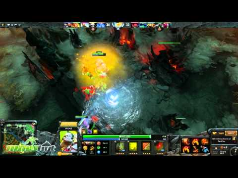 Dota 2 Gameplay - HD