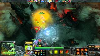 Dota 2 Gameplay - HD