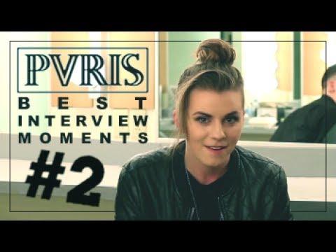 PVRIS   Best Interview Moments #2