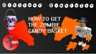 Roblox - HOW TO GET THE ZOMBIE CANDY BASKET - LAST CLUE #6