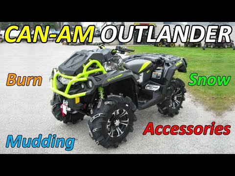 CAN-AM OUTLANDER - Fantastic World's ATV / QUAD