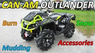 CAN-AM OUTLANDER - Fantastic World's ATV / QUAD