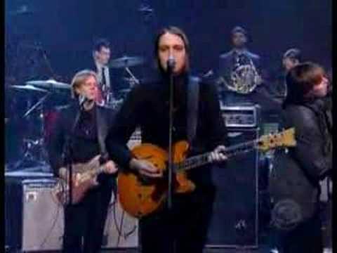 Arcade Fire Live! Rebellion (lies) on Letterman