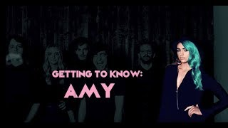 Getting To Know Sheppard - Amy