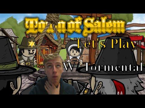 Town of Salem W/Tormental: Skimm is a Gimp