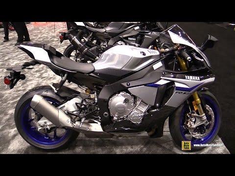 download 2016 Yamaha R1M - Walkaround - 2015 AIMExpo Orlando