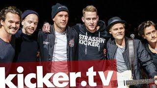 Musikproduzent Podolski - Köln-Hymne stürmt die Charts - kicker.tv