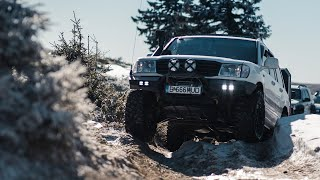 Winter offroad adventure | STACS TRAILS