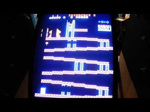 Donkey Kong Arcade Board PCB Repair - Part 1