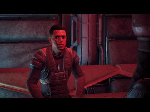 Mass Effect: Andromeda Kadara Surveyor Status and Reyes' Business Rival
