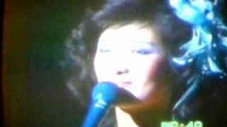 人気絶頂期で寿引退した 山口百恵。 彼女の武道館ラストコンサートでの名言.