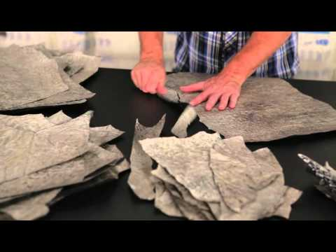 Painted Paper Countertop Presentation Video
