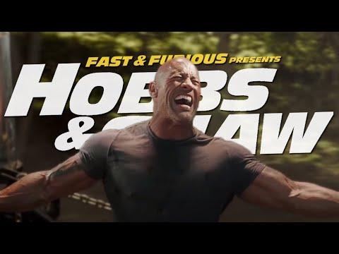Reaction   Трейлер #2 «Форсаж: Хоббс и Шоу/Hobbs And Shaw»
