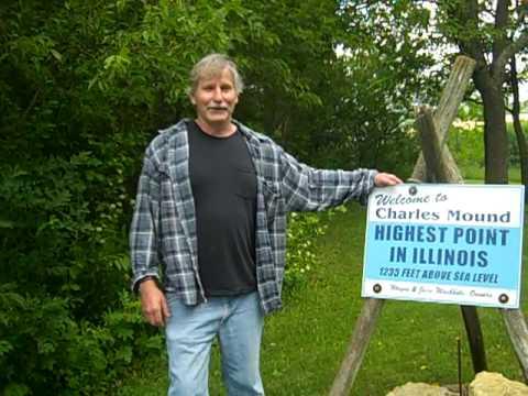 Charles Mound, IL