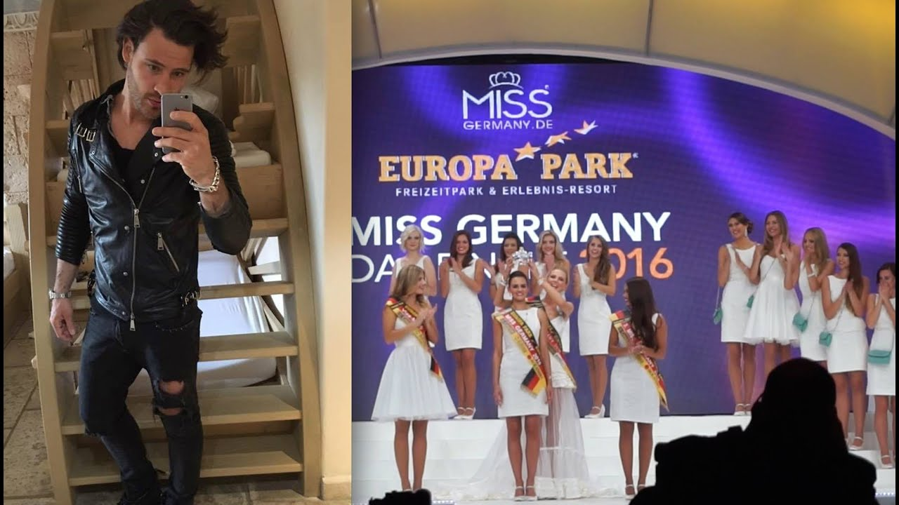 Styling Tipps - Party Outfit Männer - Miss Germany 2016 - YouTube