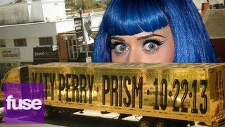 """Baixar Katy Perry's """"Prism"""" Album Announced With Gold Truck"""