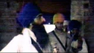 60 Minutes Documentary on Operation Bluestar