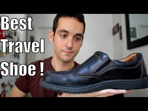 3 Amazing Travel Shoes Best Dress Shoes For A Man On The Road